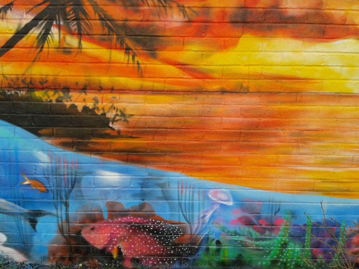 Mengham-Mural