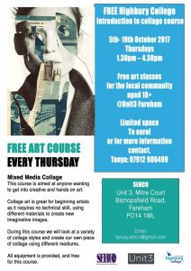 Adult Courses at Unit 3